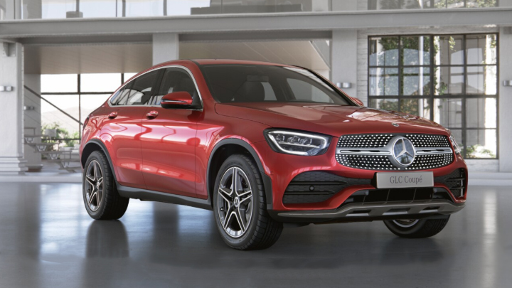 Mercedes-Benz GLC 300 4MATIC купе Sport