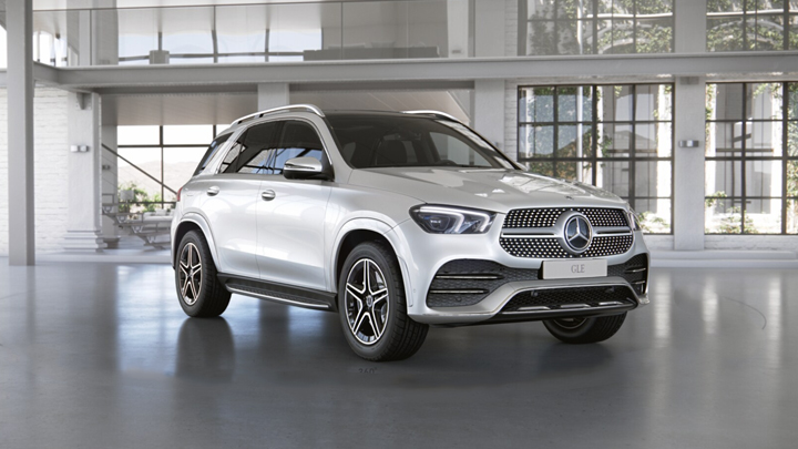 Mercedes-Benz GLE 450 4MATIC Sport Plus