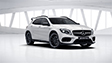 Mercedes-Benz GLA 45 AMG 4MATIC Особая серия