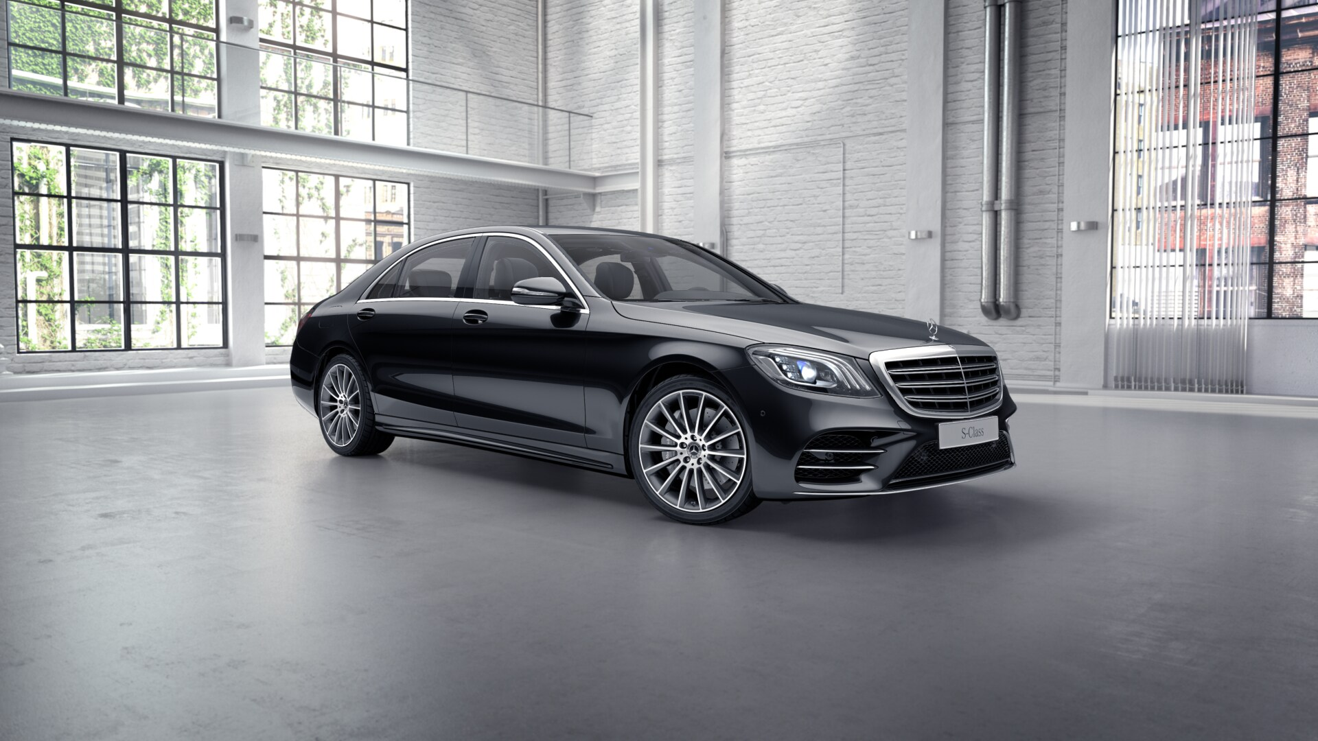 Mercedes-Benz S 400 d 4MATIC L