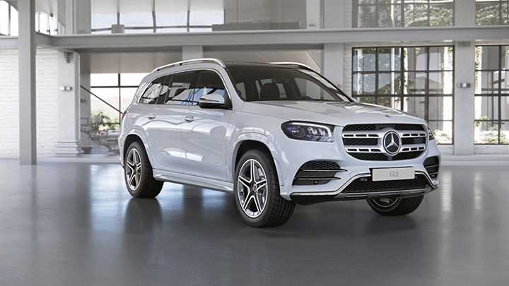 Mercedes-Benz GLS 400 d 4MATIC Premium