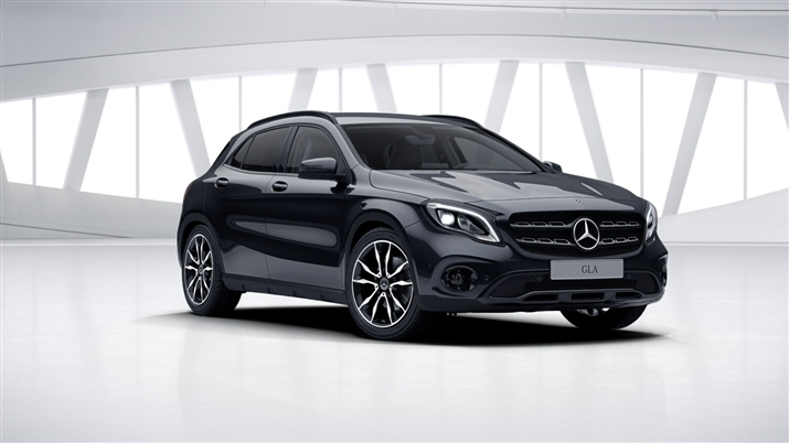 Mercedes-Benz GLA 250 4MATIC Urban Night Edition