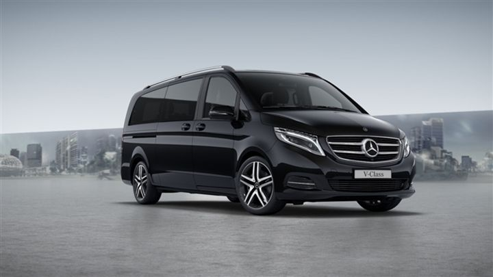 Mercedes-Benz V250 d L Exclusive 4Matic FL